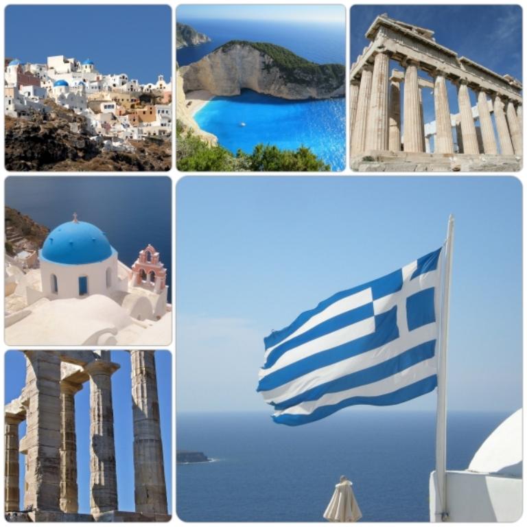Работать греции